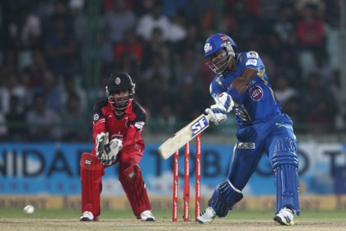 Dwayne Smith Mumbai Indians