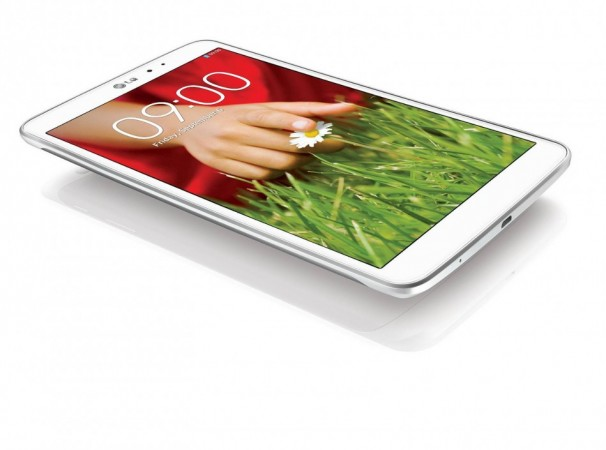 LG G Pad 8.3 Full HD Quad-Core Tablet Launched; Specifications, Availability and Price Details