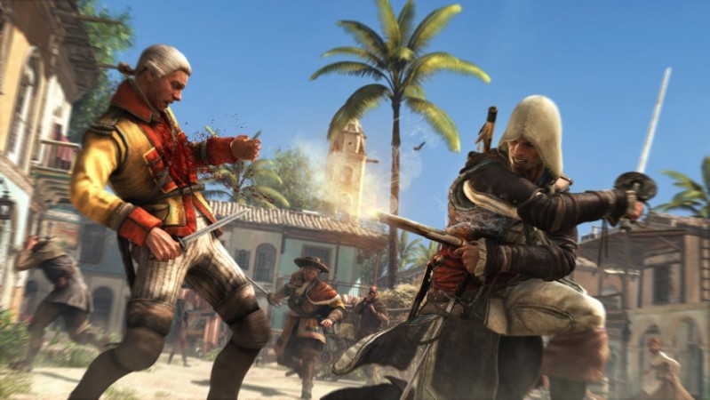 Assassin's Creed 4: Black Flag DLC Pack announced