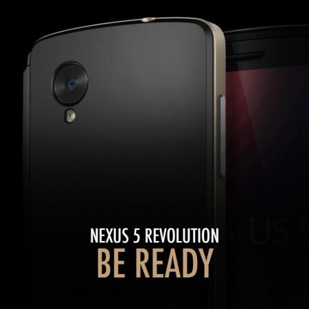 Smartphone Case Maker Leaks Google Nexus 5 Snapshot Ahead of Launch