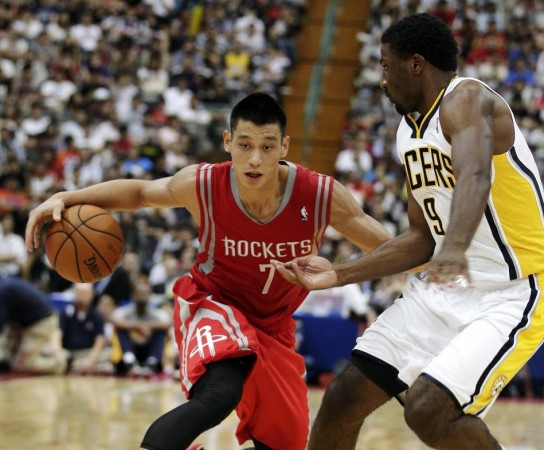 Rockets' star Lin
