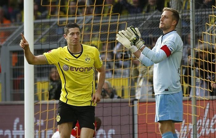 Lewandowski Dortmund