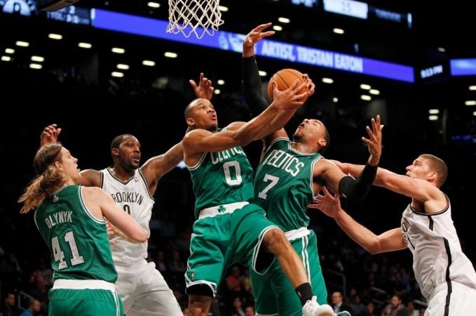Nets v Celtics