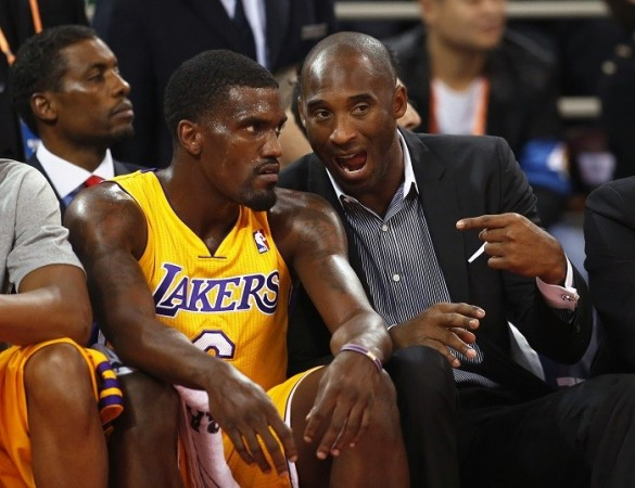 Kobe Bryant Lakers Johnson-Odom