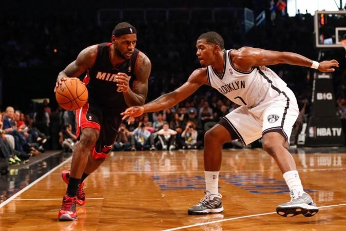 Nets v Heat