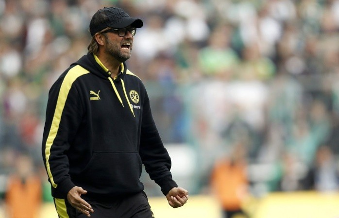 Klopp Borussia Dortmund