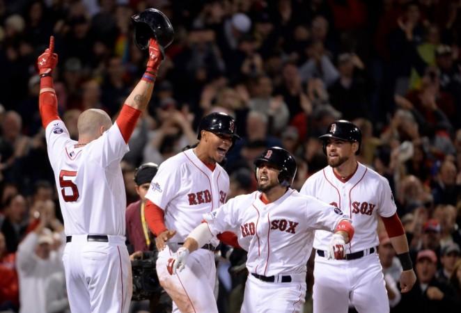Red Sox vs Tigers