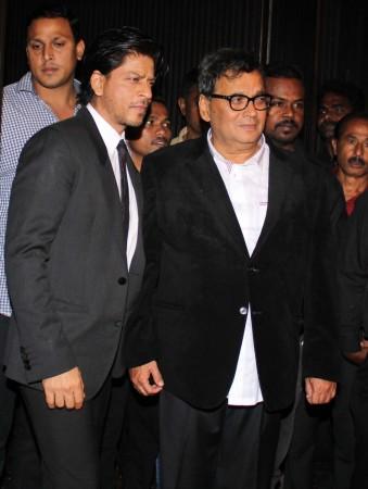 Shah Rukh Khan, Subhash Ghai