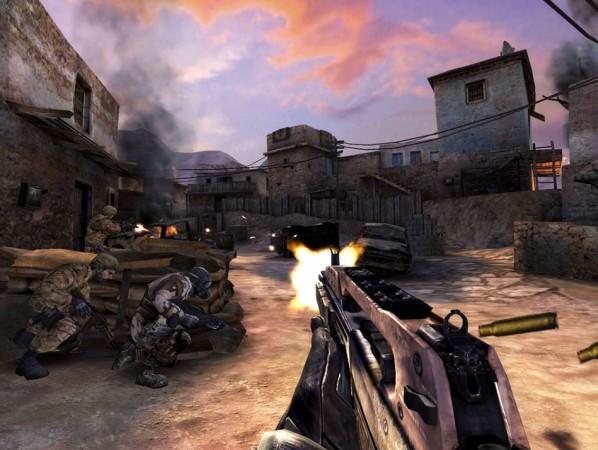 Call of Duty: Strike Team Screenshot (Credit: www.callofduty.com/striketeam)