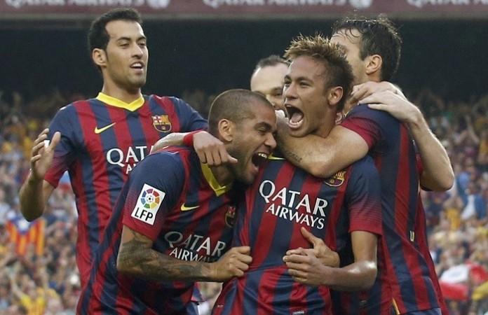 Neymar Barcelona