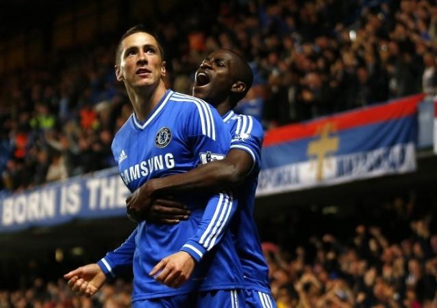 Torres Ramires Chelsea