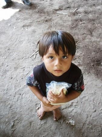 Starving Kid