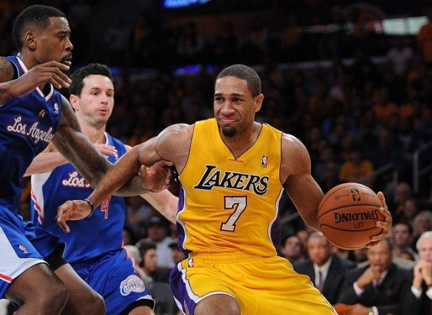 Xavier Henry Lakers