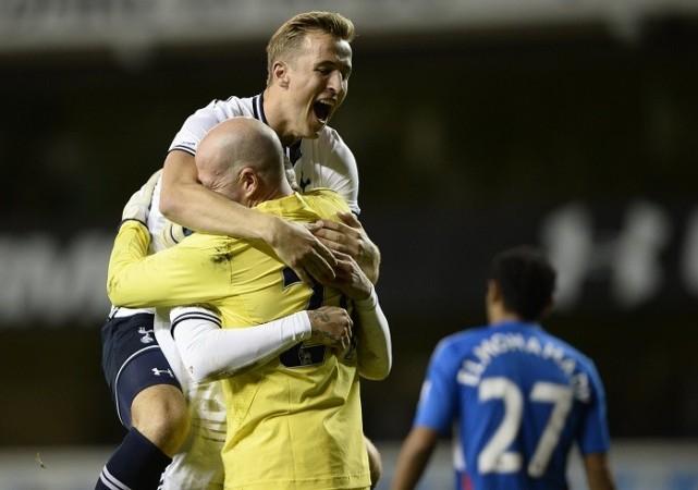 Tottenham Kane Friedel