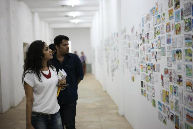 Rima Kallingal with Aashiq Abu (Facebook/Rima Kallingal)