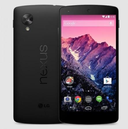Google Nexus 5 (Credit: Google Play)