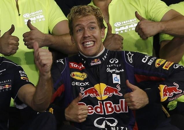 Vettel Red Bull