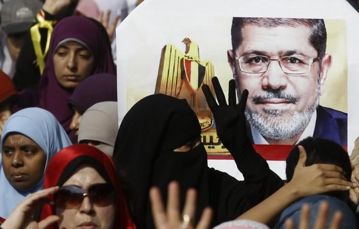 Egypt Morsi trial