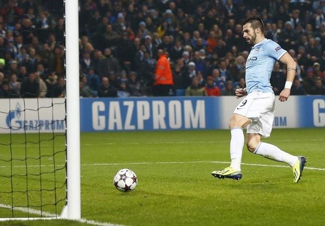 Manchester City Negredo