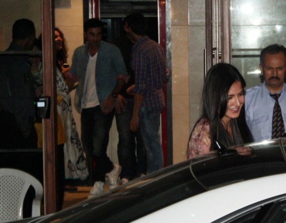 Ranbir Kapoor and Katrina Kaif (Varinder Chawla)