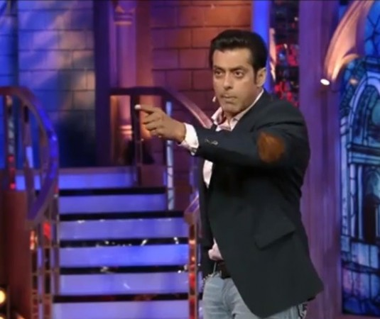 Salman Khan on 'Bigg Boss'