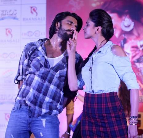 Deepika Padukone, Ranveer Singh (Varinder Chawla)