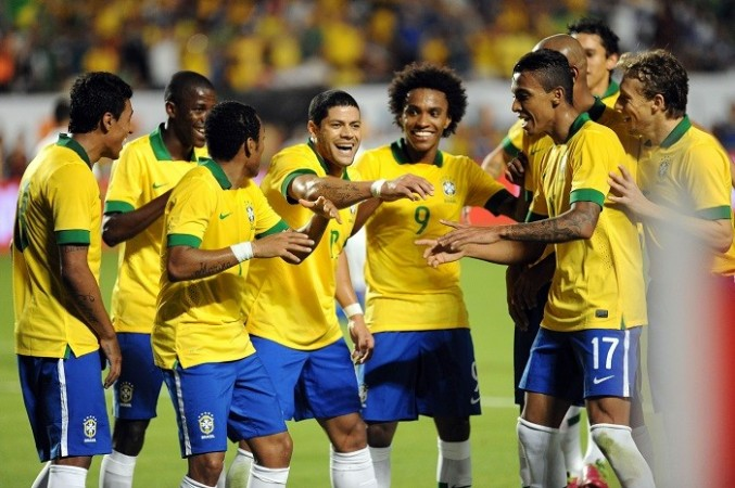 Brazil Hulk Willian