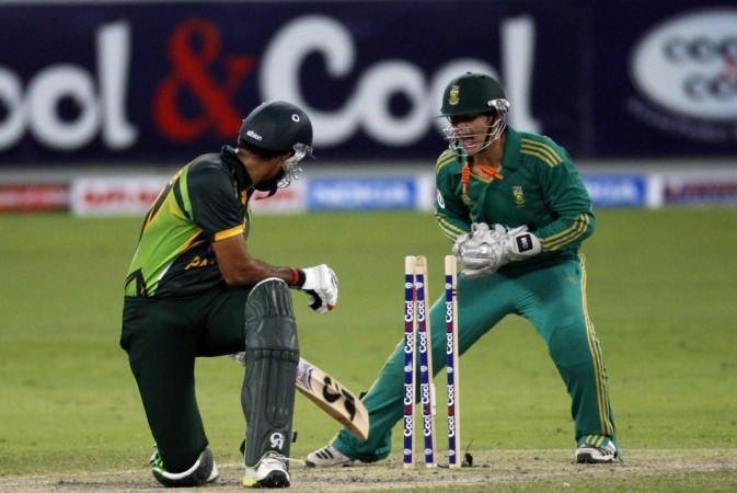 Pakistan, South African