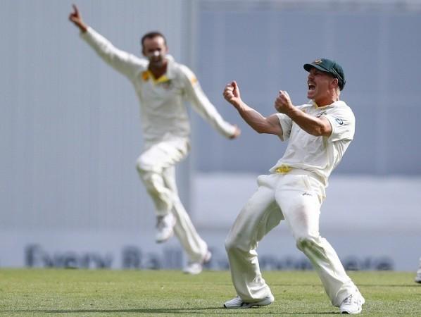 David Warner Australia Ashes
