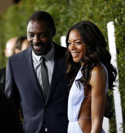 Idris Elba, Naomie Harris