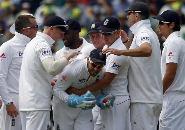 Matt Prior England Ashes