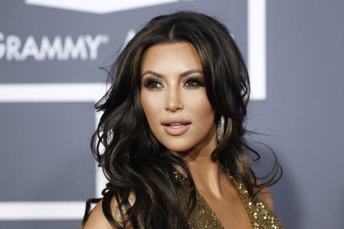 Kim Kardashian (Photo: Reuters)