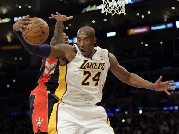 Kobe Bryant LA Lakers