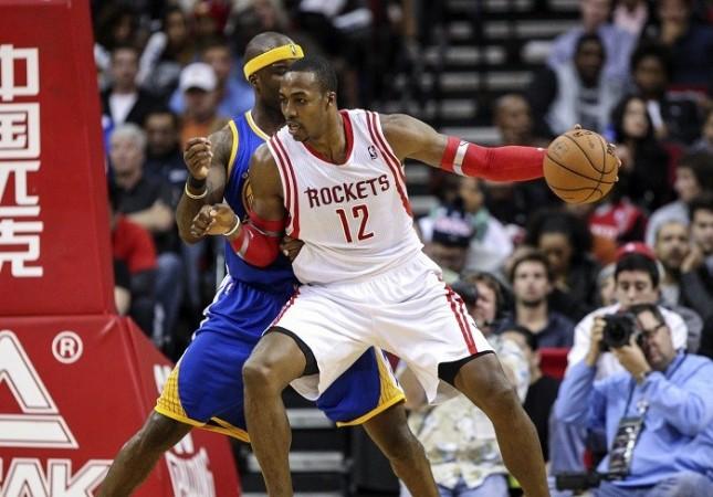 Houston Rockets Dwight Howard Golden State Warriors