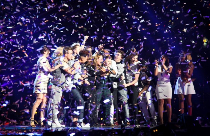 The X Factor UK 2013