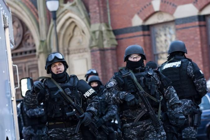 Harvard University bomb scare