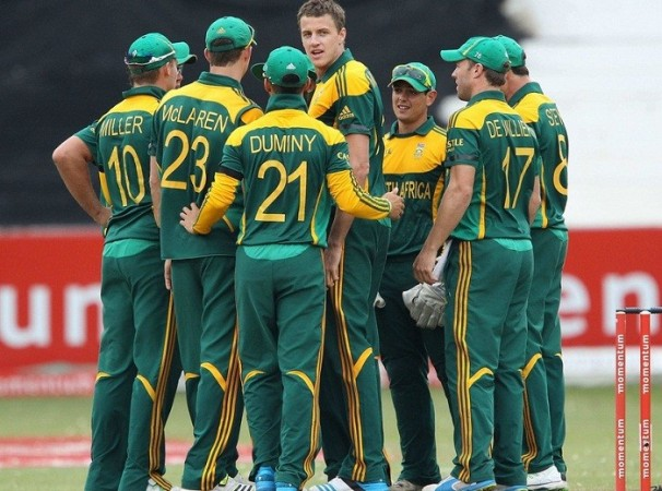 Morne Morkel South Africa