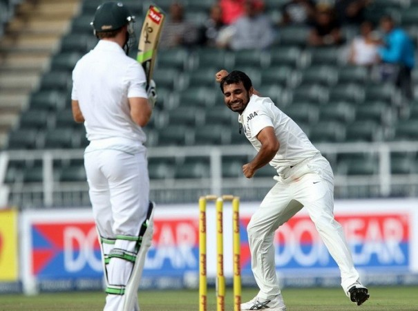 Mohammed Shami India De Villiers South Africa