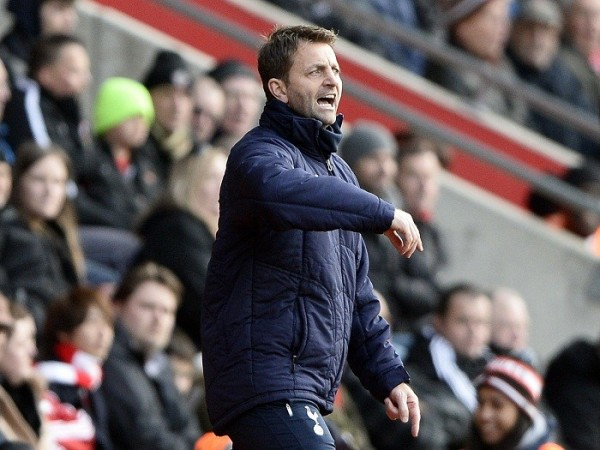 Tim Sherwood Tottenham