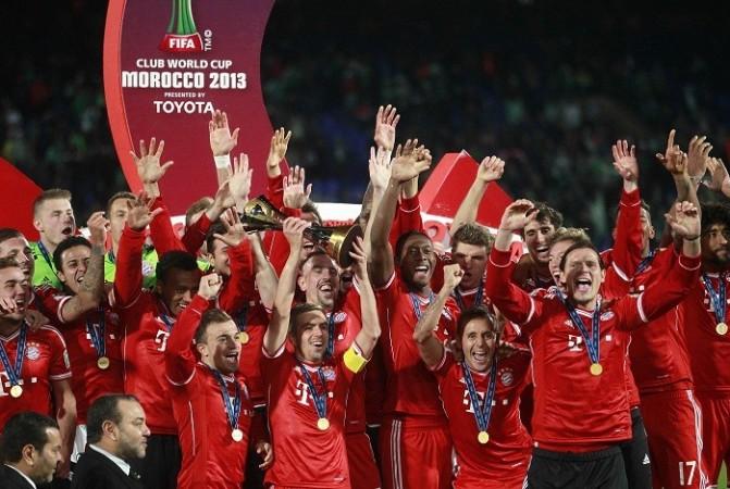 Bayern Munich Club World Cup