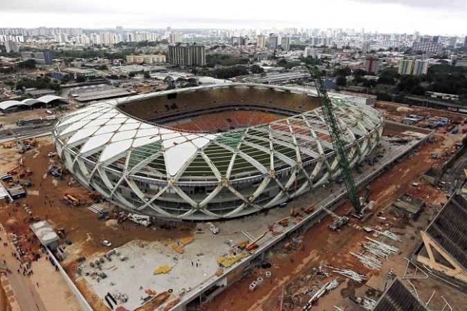 World Cup Stadium Arena Amazonia