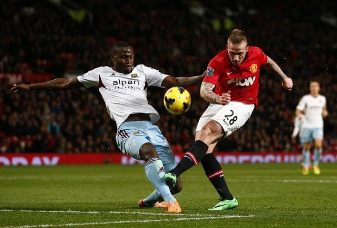West Ham Demel Manchester United Buttner