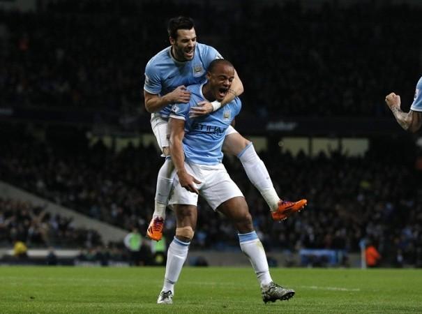 Manchester City Kompany Negredo