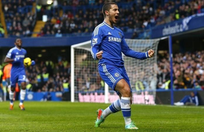 Chelsea Eden Hazard