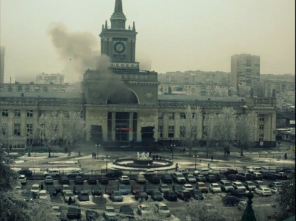 A female suicide bomber had killed 16 at a Russian train station back in December