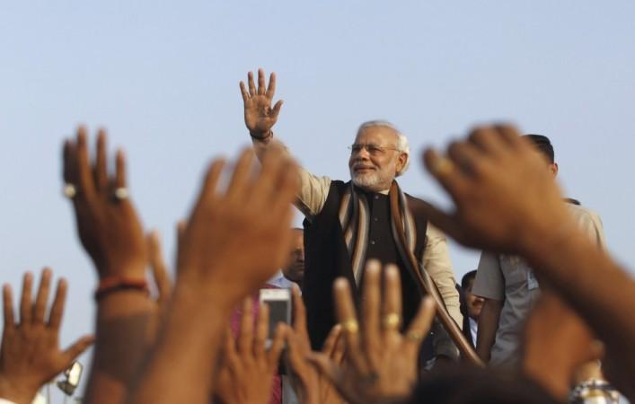 Narendra Modi as PM candidate