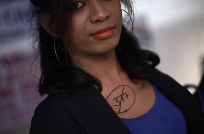 377 criminalizes LGBT
