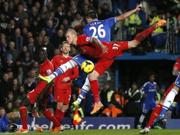 Skrtel Terry Liverpool Chelsea