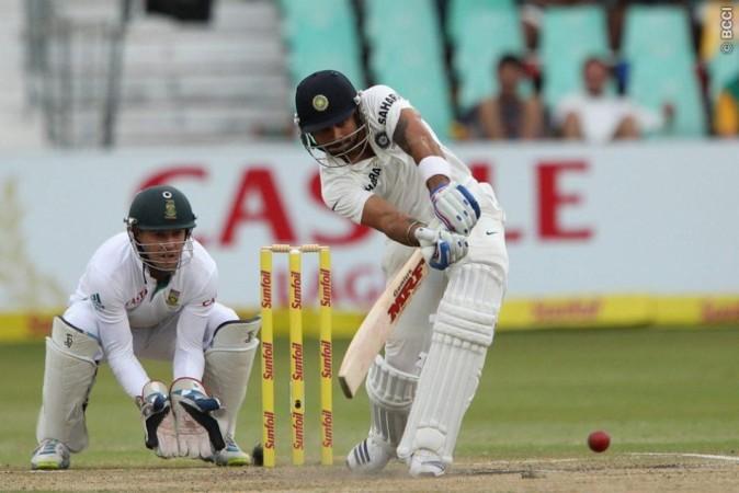 Virat Kohli India De Villiers South Africa