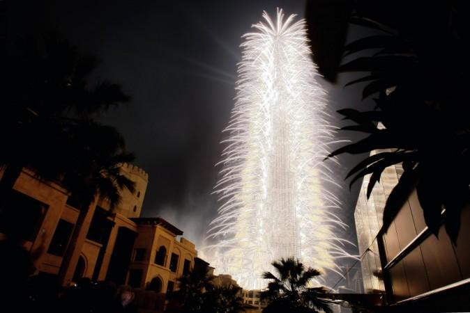 Fireworks Dubai